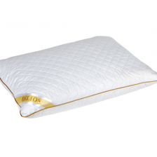 Quilted Feather pillow